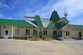 Система «КОБРА» в двух аэропортах местного значения – «Красноселькуп» и «Толька»