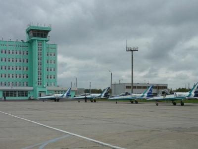 Система КОБРА в аэропорту Брянска